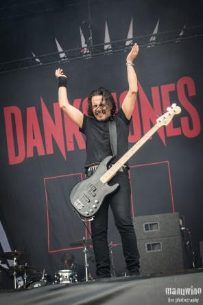 DANKO JONES - Hellfest 2013