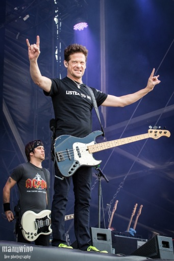 NEWSTED - Hellfest 2013